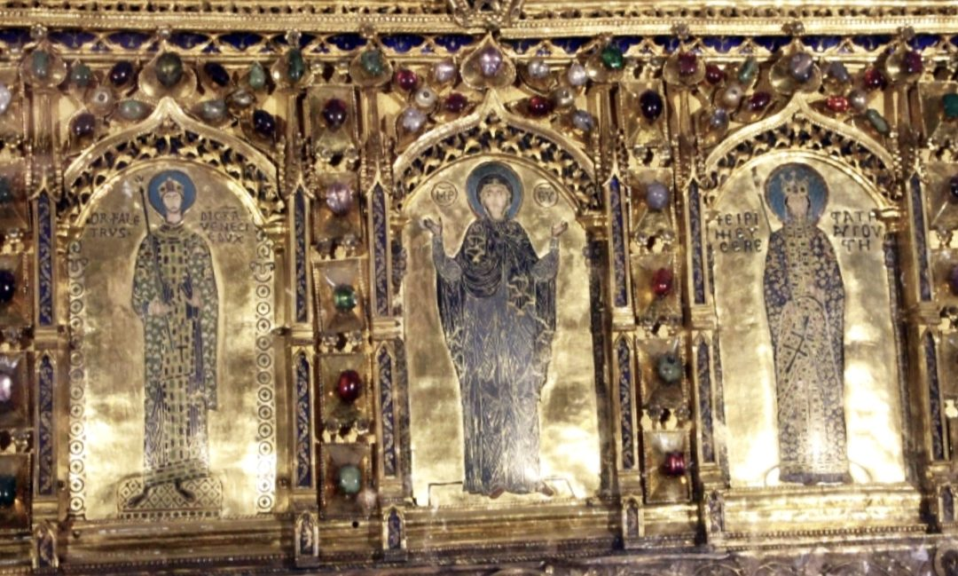 Venice and its jewels: the Golden Altarpiece – Pala d'Oro