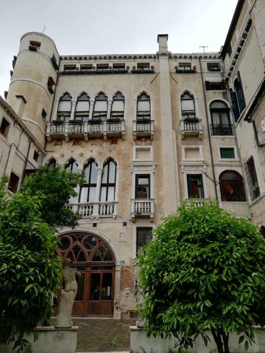The internal façade