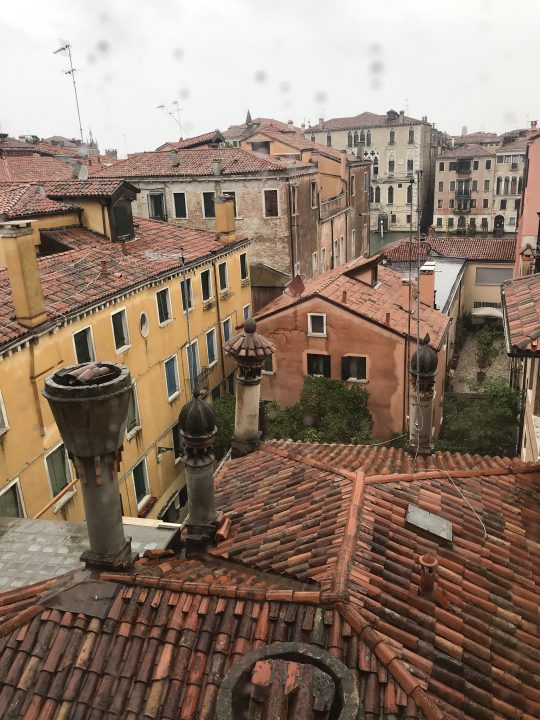 The roofs of San Beneto… from a different window