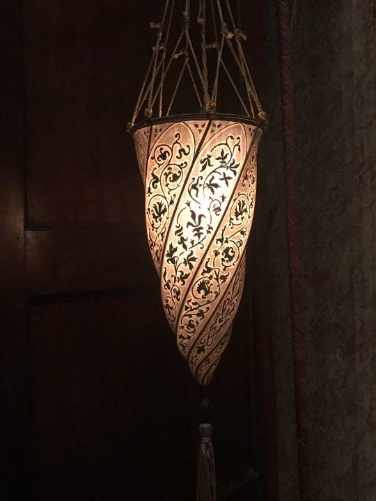 Cesendello lamp