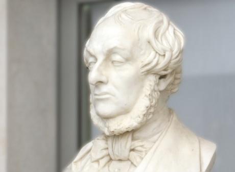 Giovanni Querini Stampalia bust