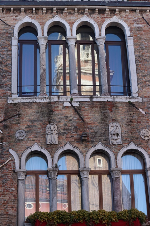 The house of Doge Marin Faliero, Campo Santi Apostoli, Venice