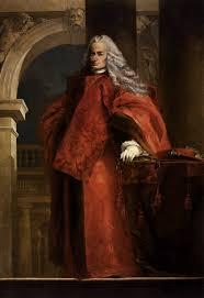 """""""Daniele Dolfin IV portrait"""" by Giambattista Tiepolo"""