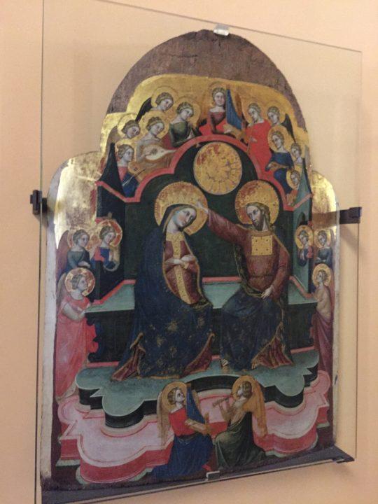 photo 7) Stefano, Plebanus di Sant'Agnese, a été actif à Venise de 1369 à 1385 ; le terme plebanus désigne dans le latin chrétien le pievano ou piovano, c'est-à-dire le curé de la paroisse, le titulaire de la plebs (= pieve)
