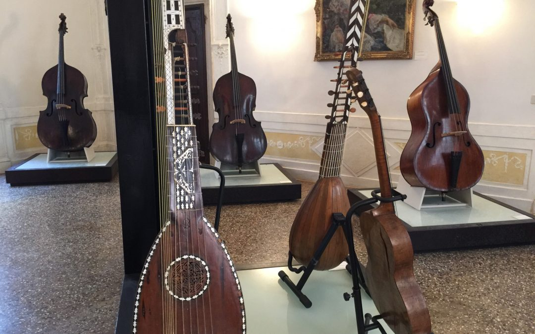 """Pianississimo"" and ""sospiroso come il Ponte dei Sospiri"" – this is how the Museum of Musical Instruments at the Benedetto Marcello conservatory in Palazzo Pisani, Venice, unveils itself"
