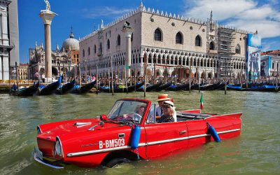 Driving to Saint Mark's Square?