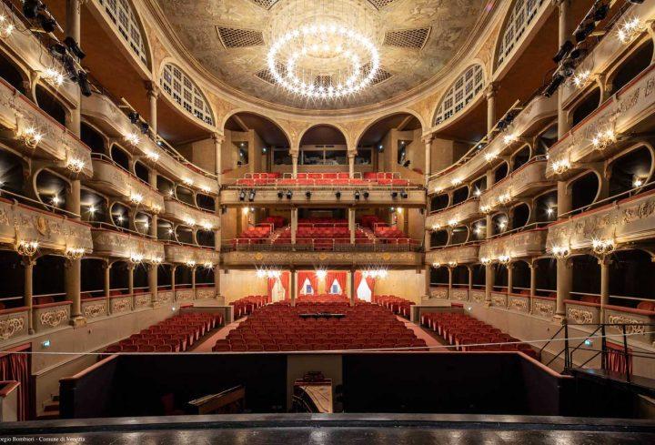 Malibran Theatre, interior, Fondazione Teatro La Fenice, Venice