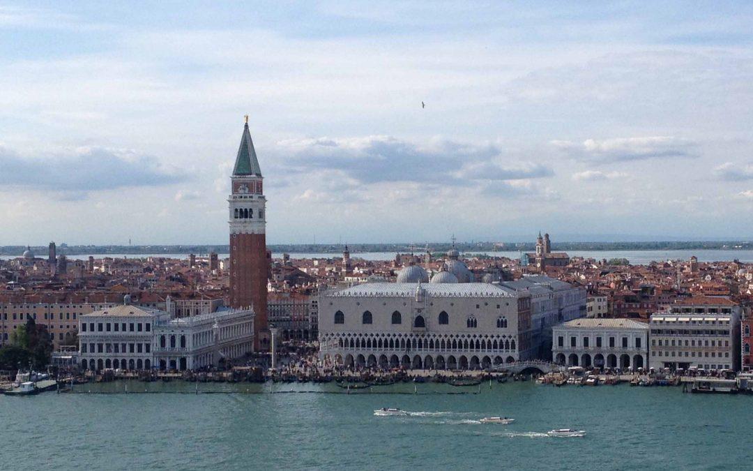 Los mejores puntos panorámicos… Venecia de lo alto y otras sugerencias