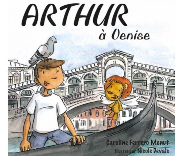 Arthur à Venise