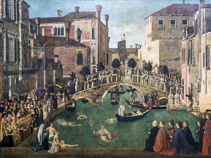 A Virtual Tour in Venice: A wonder of colours at the Accademia Gallery