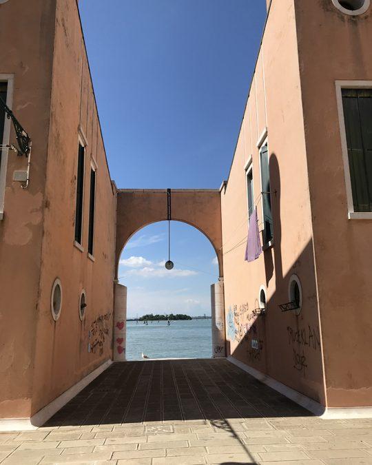 Venezia e l'enigma della Baia del Re