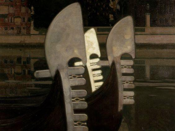 Bows, 1918, Marussig
