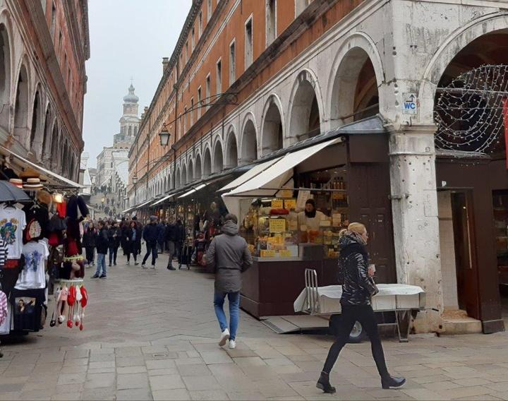 Ruga dei Oresi, Rialto, Venice