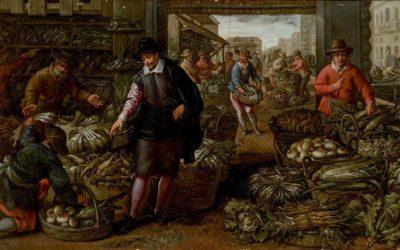 Al mercato di Rialto con… un pittore d'inizio '600