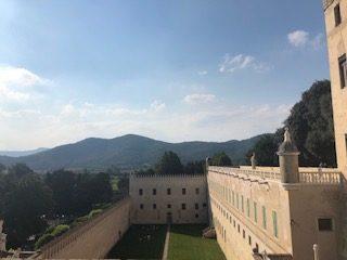 Villa del Catajo near Padua