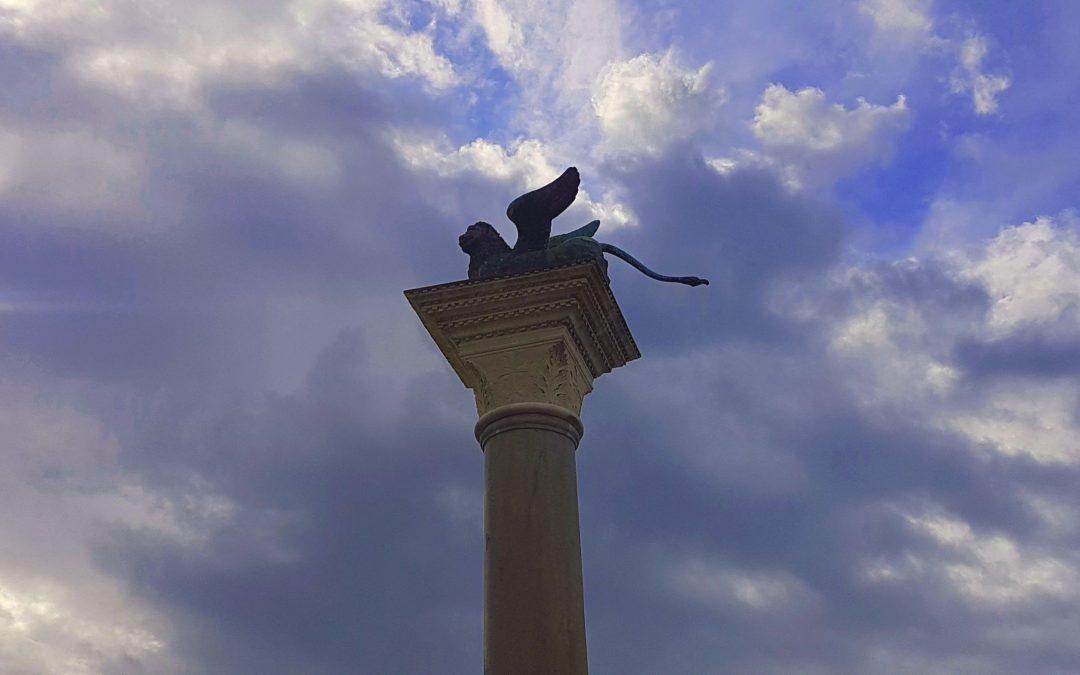 El león de Venecia (Ia parte). Una fiera intrigante