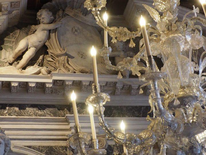 Portego of the Palazzo Mocenigo