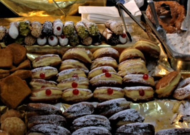 Gâteaux de la fête de la Santé