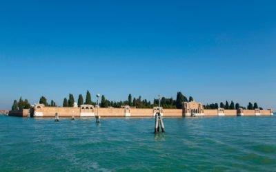 San Michele in Isola: il cimitero di Venezia