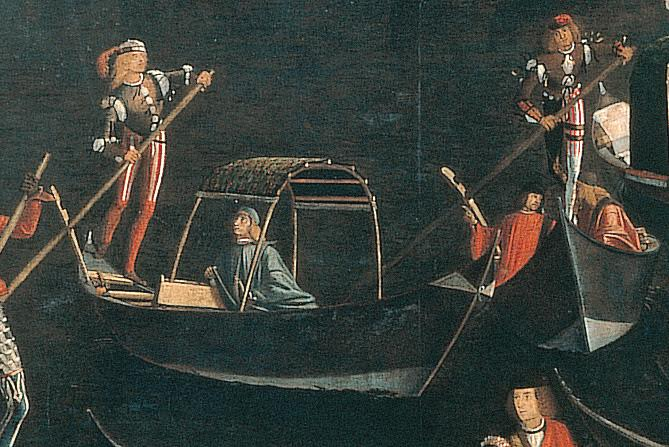 Vettore Carpaccio, La légende de Sainte Ursule, Galeries de l'Accademia de Venezia