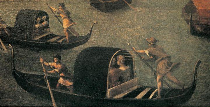 G.B. Angelo del Moro (détail), Musée Navale, Venise