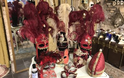 In Venice with Kids: Masks, not only at Carnival