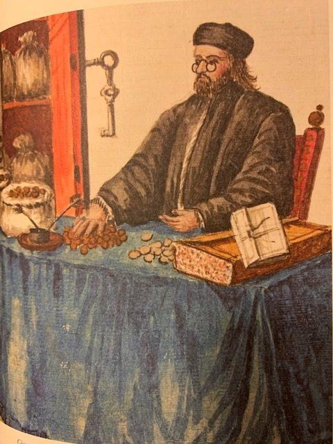 Jan Grevembroch, Benátský bankéř, Museo Correr