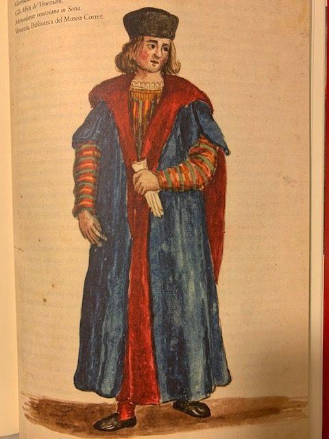 Jan Grevembroch, Benátský kupec, Museo Correr