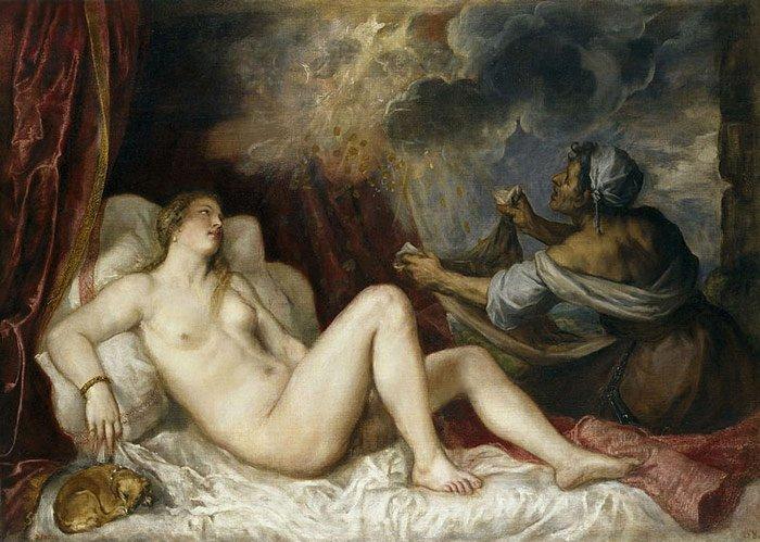 12. la sensualité des courtisanes à Venise