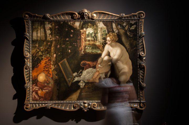 2. Suzanne et les vieillards du Tintoret