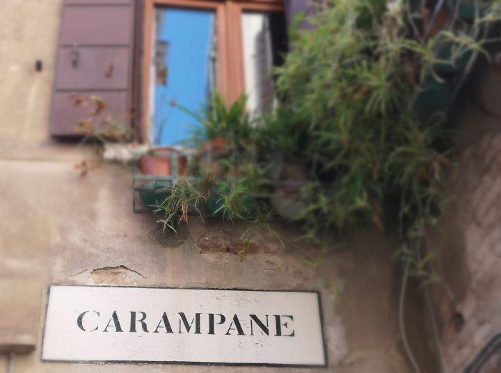 6. l'ancien quartier des Carampane, le quartier des amours tarifées