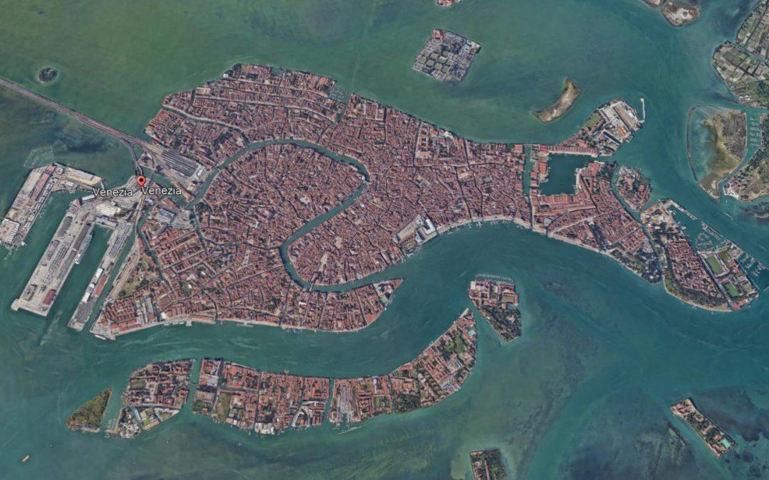 Com'è costruita Venezia?