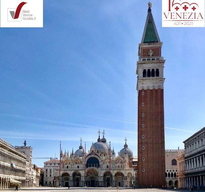 Venezia, una storia gloriosa lunga 1600 anni. Piazza San Marco, una Repubblica millenaria