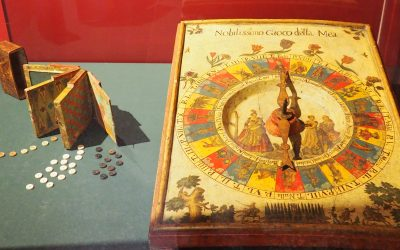 Venice city of gambling: cards, dice, and unbridled passion!