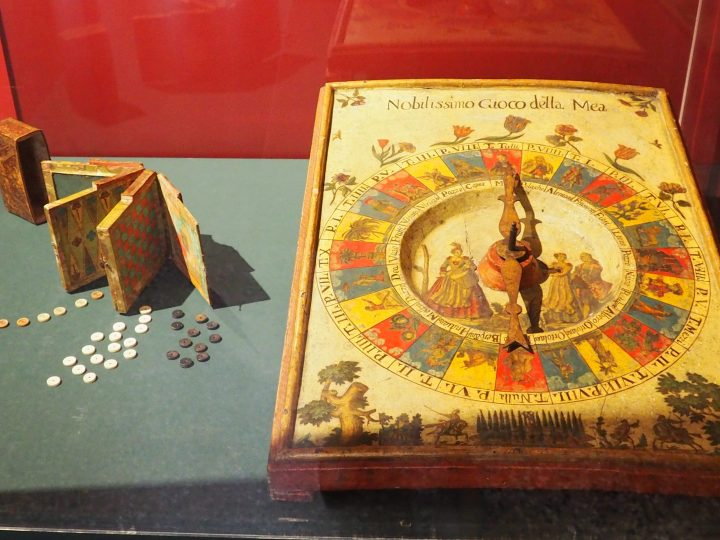 The game of mea, Correr Museum, Venice