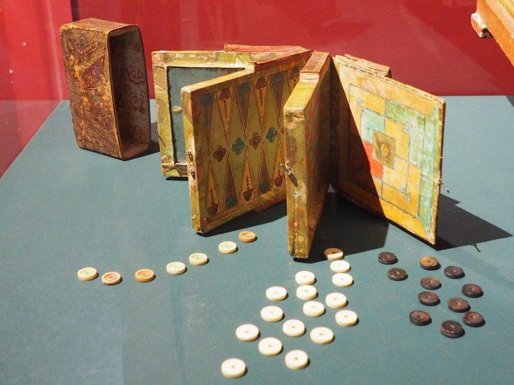 Multi game boxes, Correr Museum, Venice