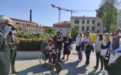 BestVeniceGuides and Tourism4all: Venice the city on a human scale: Sustainable, Inclusive & Accessible