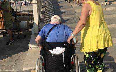 Venezia senza barriere: un itinerario per tutti